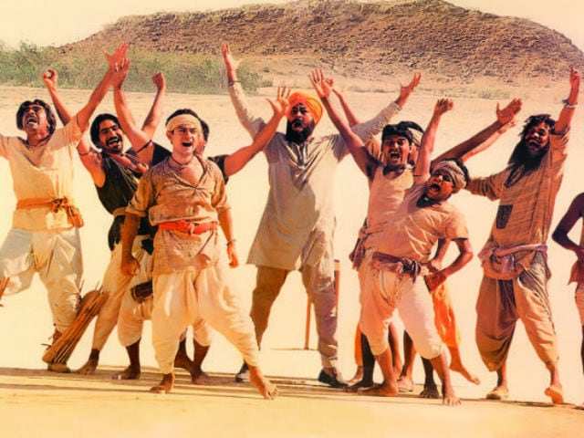 Aamir Khans Lagaan Turns 15 Twitter Celebrates With Trend Ndtv