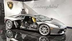 Lamborghini Opens Carbon Fibre Research Facility in the US