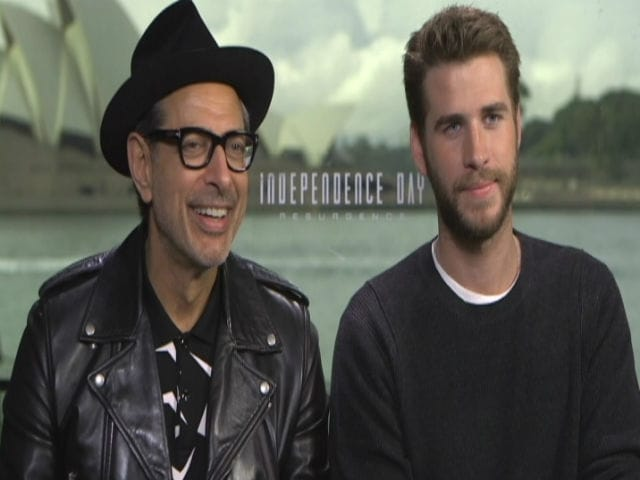 Blog: I Met Liam Hemsworth, Currently Saving The World From Aliens - NDTV Movies