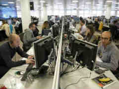 London Traders Brace For Biggest Night Since 'Black Wednesday'