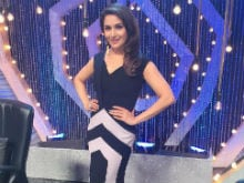 Why Madhuri Dixit Broke Down on Her TV Show