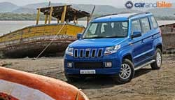Review: Mahindra TUV300 mHawk100