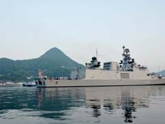 India, US, Japan Begin Malabar Joint Naval Exercise Close To South China Sea