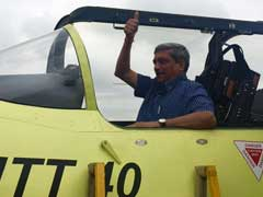 Indigenous Trainer Aircraft HTT-40 Makes Inaugural Flight