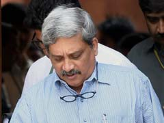 Manohar Parrikar Ticks Off Defence Body On Ammunition Depot Blast In Pulgaon