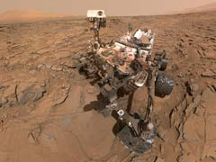 NASA's Curiosity Rover May Image Potential Water Sites On Mars