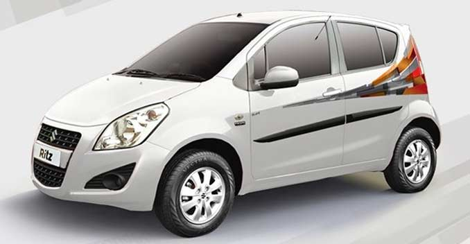 Maruti stops selling Ritz in domestic and worldwide markets