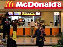 McDonald's to Invest Rs 700-750 Crore to Expand in India