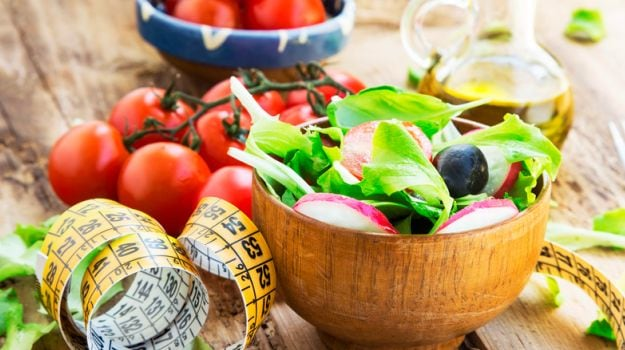 Going the Healthy Way: Mediterranean Diet Not Linked to Weight Gain