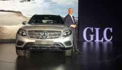 2016 Mercedes-Benz GLC Launched; Prices Start at Rs. 50.7 Lakh