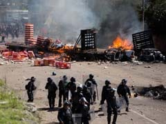 6 Dead, More Than 100 Injured In Mexico Protest
