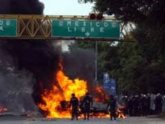 Mexico Police Face Probe Over Violence During Teachers' Protest