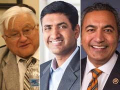 US Congress May Have Handful Of Indian-Origin Lawmakers