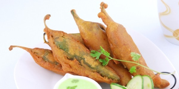 mirch pakoda