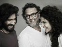 From Sonam, a Beautiful Pic of Mirzya Co-Stars Harshvardhan, Saiyami