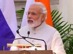 PM Modi Announces New Visa Rules For Thai Tourists