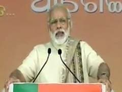 Eastern India Focal Point Of My Development Plan: PM Narendra Modi