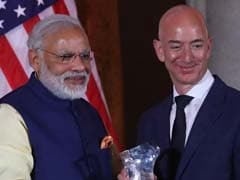 Amazon To Increase Investment India To $5 Billion