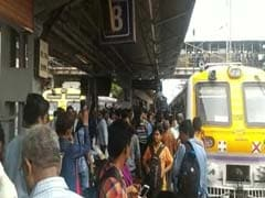 Technical Snag At Dadar Leaves Millions Of Mumbai Commuters Stranded