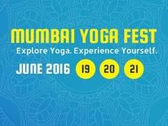 Three-Day Mumbai Yoga Fest To Mark International Yoga Day