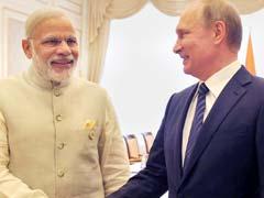 PM Modi, President Putin Vow To Take Forward India-Russia Ties In Tashkent