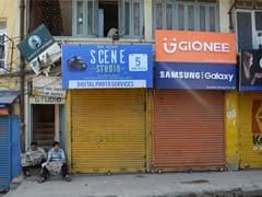 Nepal Police Arrest Dozens Over Nationwide Strike