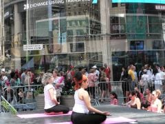 International Yoga Day: New York Celebrates Yoga Day with 'Mind Over Madness'