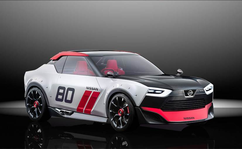 nissan idx nismo concept to star in fast and furious 8 ndtv carandbike. Black Bedroom Furniture Sets. Home Design Ideas