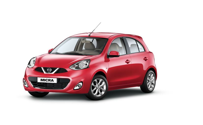 nissan micra cvt automatic price slashed now starts at rs. Black Bedroom Furniture Sets. Home Design Ideas