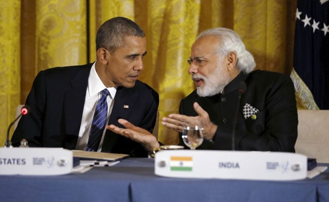 Indian PM hails cooperation with United States in speech to Congress