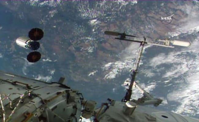 iss astronauts land - photo #8