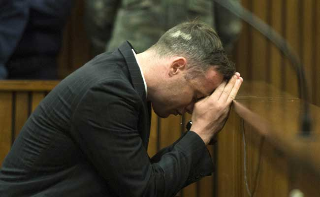 'I Can Smell The Blood': Oscar Pistorius Talks About The Night He Killed Girlfriend
