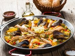 Is Paella the Dish That Best Connects Spain with India?
