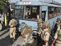 Questions Of Security Lapse As Lashkar Claims Pampore Attack That Killed 8