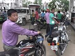 Odd-Even System In Tripura To Distribute Fuel