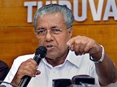 Kerala Chief Minister Warns Police After Policeman Hits Motorcyclist