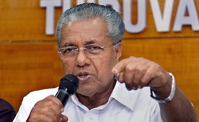 Kerala Chief Minister playing appeasement politics, Says BJP