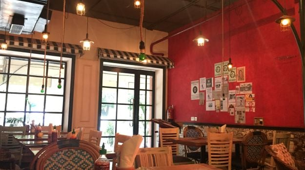 Ping's Cafe Orient: Bringing Bangkok Street Food to Delhi
