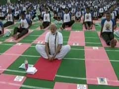 'Yoga Is Health Assurance At Zero Budget': PM Modi's Top 5 Quotes