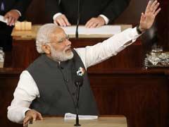 Terror Incubated In India's Neighbourhood, PM Modi Tells US Congress