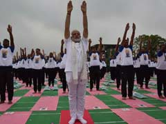 PM Modi Leads Yoga Day Events, Says 'Yoga Not Religious Activity': 10 Updates