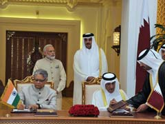 India, Qatar Sign 7 Agreements To Boost Cooperation And Investment