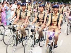 In Chennai, Police Returns To Patrolling On Bicycles To Beat Crime
