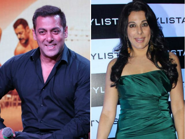 Pooja Bedi is Still Tweeting About Whether or Not Salman Khan is 'Wrong'