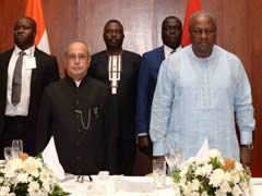 Terrorism Must Be Eradicated By Collective Efforts Of The Civilised World: President Mukherjee