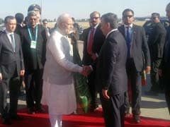 PM Narendra Modi Leaves For Home After Attending SCO Summit