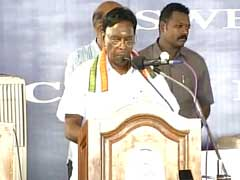 Puducherry Chief Minister Hoodwinking People On Several Counts, Says AIADMK