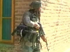 Terrorists Attack CRPF Camp In South Kashmir's Pulwama, Shooting On