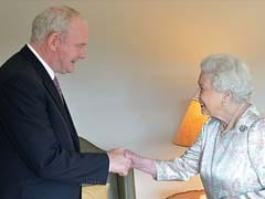 'I'm Still Alive' Jokes Queen Elizabeth On North Ireland Visit