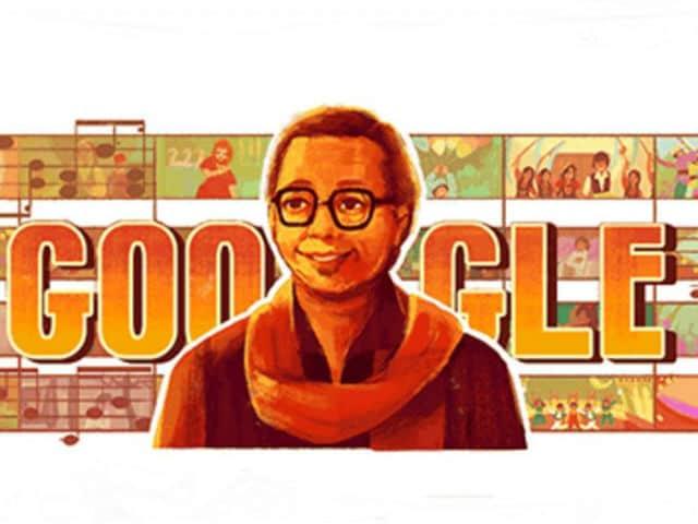 R D Burman, Thanks For the Music, Says Google Doodle